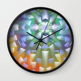 Star Magic Above Wall Clock