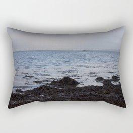 Boughty Ferry River Tay 4 Rectangular Pillow