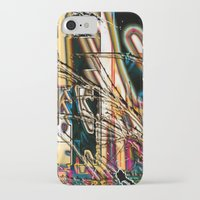 trippy iPhone & iPod Cases featuring trippy by Kayla McIntosh