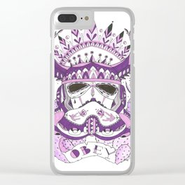 Obey Clear iPhone Case