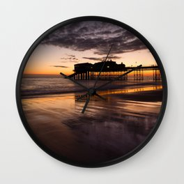 Cromer - First light Wall Clock