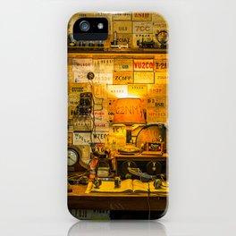 Wireless. iPhone Case