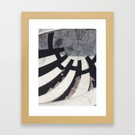 Indented Framed Art Print
