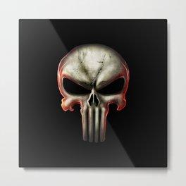 The Punisher Metal Print