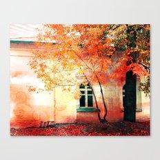 Season of Fire Canvas Print