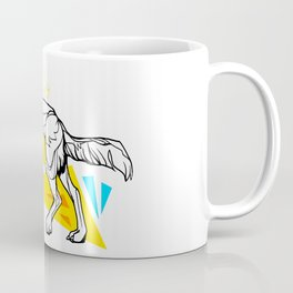 Primary dogs XVII: Don't lose your head! Coffee Mug