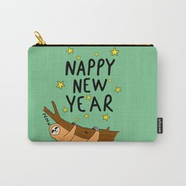 Nappy New year Carry-All Pouch