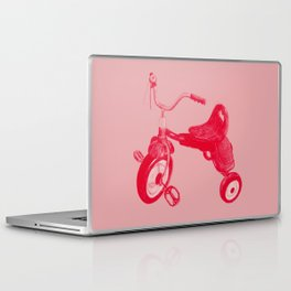 Kids Radio Flyer Red Tricycle Laptop & iPad Skin