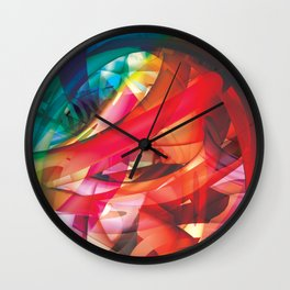 Clusters on mind #1 Wall Clock