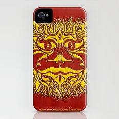 kundoroh gold gallery mandala Slim Case iPhone (4, 4s)