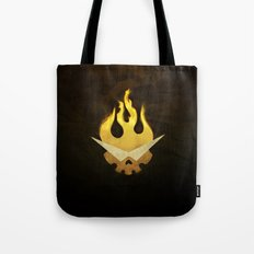 Gurren Lagann Movie Poster Tote Bag