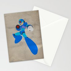 Buster B.A. (Megaman) Stationery Cards