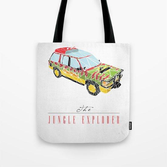 The Jungle Explorer  Tote Bag