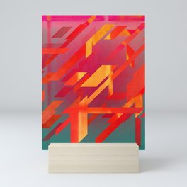 Fragmented Mini Art Print