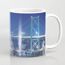 Bridge of Winter Coffee Mug