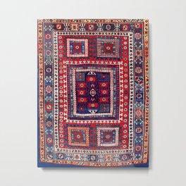 Karakecili Bergama Northwest Anatolian Rug Print Metal Print