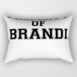 Property of BRANDI Rectangular Pillow