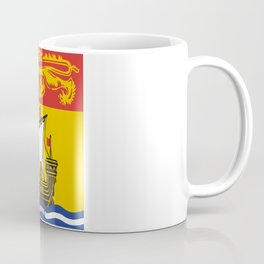flag of New Brunswick 2 -Brunswicker,Néo-Brunswickois,moncton,fredericton,acadia,miramichi,john Coffee Mug