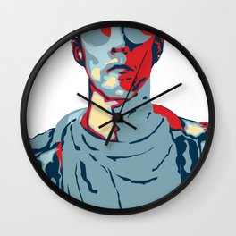 Andrew Reynolds Wall Clock