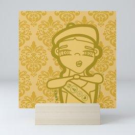 SUZY Mini Art Print