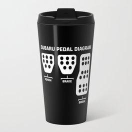 Subaru Travel Mug
