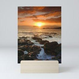 Maui Sunset Mini Art Print