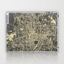 Minneapolis Map Laptop & iPad Skin