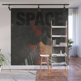 Space1968 Wall Mural