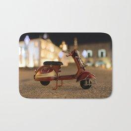 Little Cars, Big Planet (Let's Ride) Bath Mat