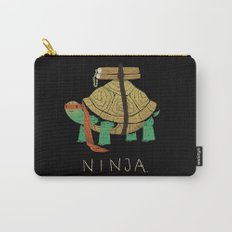 ninja - orange Carry-All Pouch