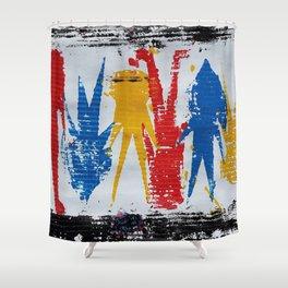 Dancers Shower Curtain