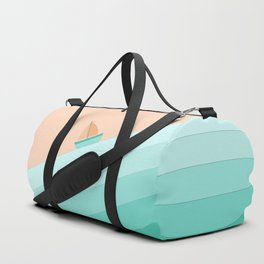 Boat on the Water #1 Duffle Bag