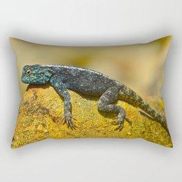 Eidechse Rectangular Pillow