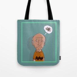 Charlie David Tote Bag