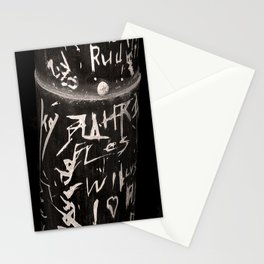 Writing On Bamboo - Hieroglyph Letters Stationery Cards