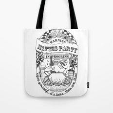 Mattes Party Tote Bag