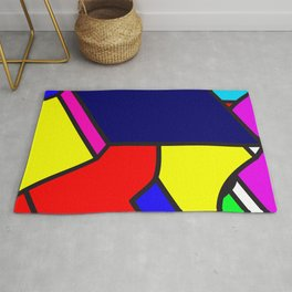 Abstract Art #4 Rug