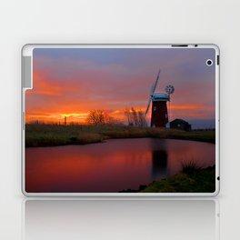 Horsey Windpump 01 Laptop & iPad Skin