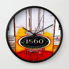Occoquan Series 2 Wall Clock