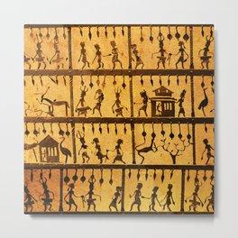 Nawabi Metal Print