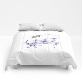 Eternal Deer Comforters