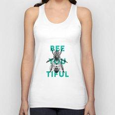 Bee-you-tiful Unisex Tank Top