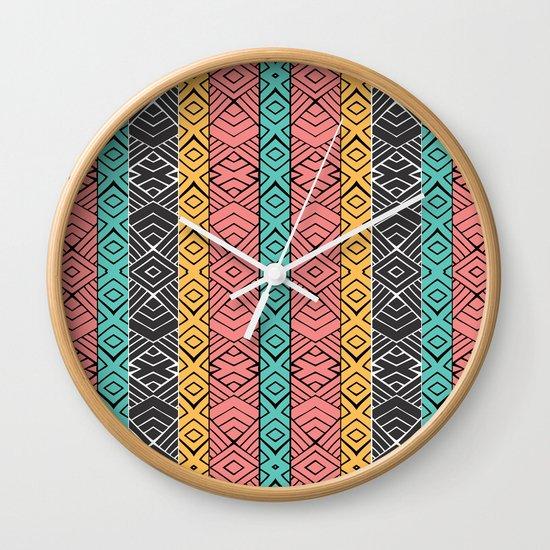 Artisan Wall Clock