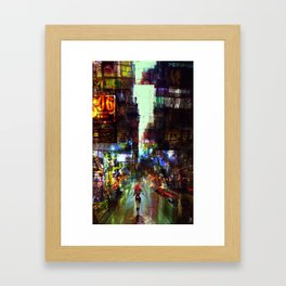 S06 File 2 Framed Art Print