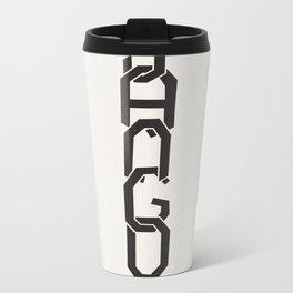 Django Unchained Movie Poster Metal Travel Mug