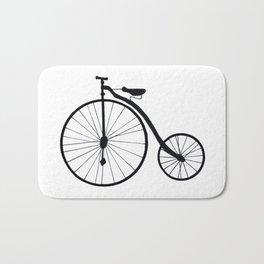 Vintage Bicycle  Bath Mat