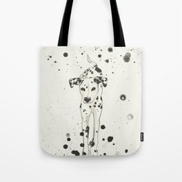 Spot Splash Tote Bag