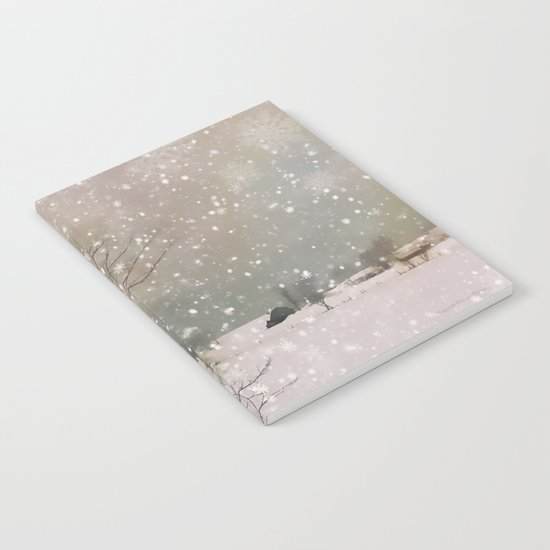 Snowfall Notebook