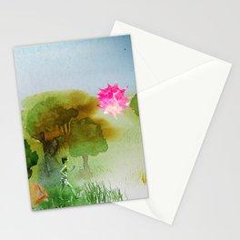 Eine Kleine Geschichte über die Liebe #13 Stationery Cards