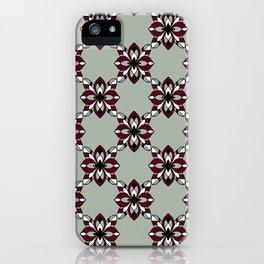 Decorative Elegance iPhone Case